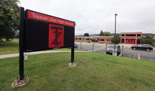 Tappan Zee High School in Orangeburg Sept. 12, 2018.