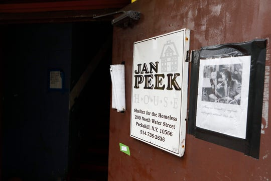 The Jan Peek House on North Water Street in Peekskill on Sept. 13, 2018. The shelter, which is looking to move to a new location on Washington Street, has local residents concerned because of the close proximity to their homes.