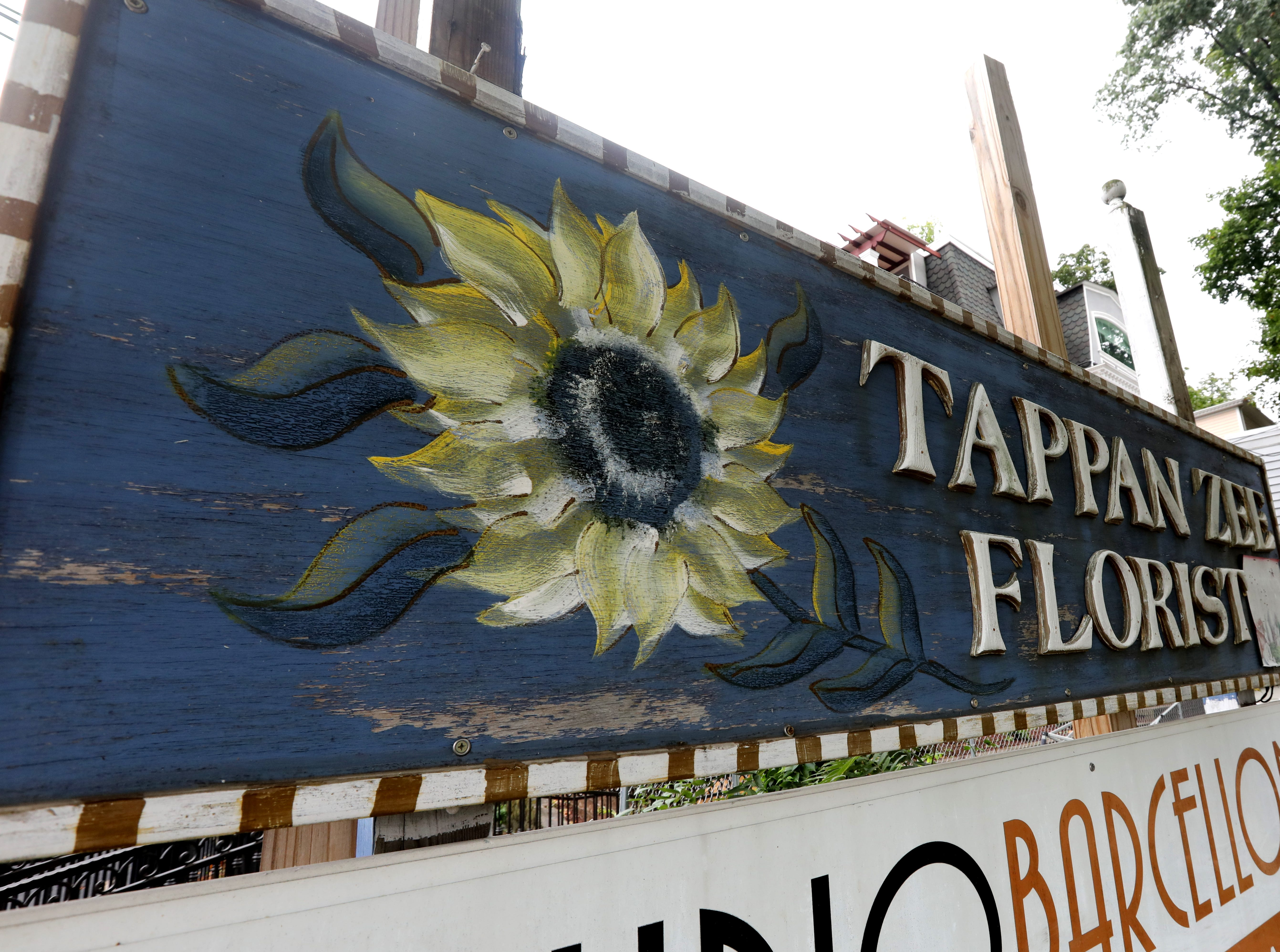 Tappan Zee Florist on Main St. in Nyack Sept. 12, 2018.