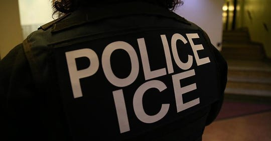 A case involving an ICE officer and an immigration advocate shed light on the cases in New York and the nation.