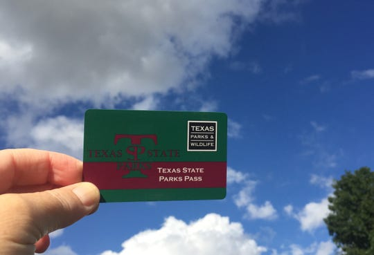 State Parks Pass will give you a year's access to more than 90 Texas State Parks.