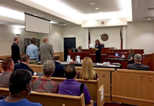 Kody Lott murder trial underway