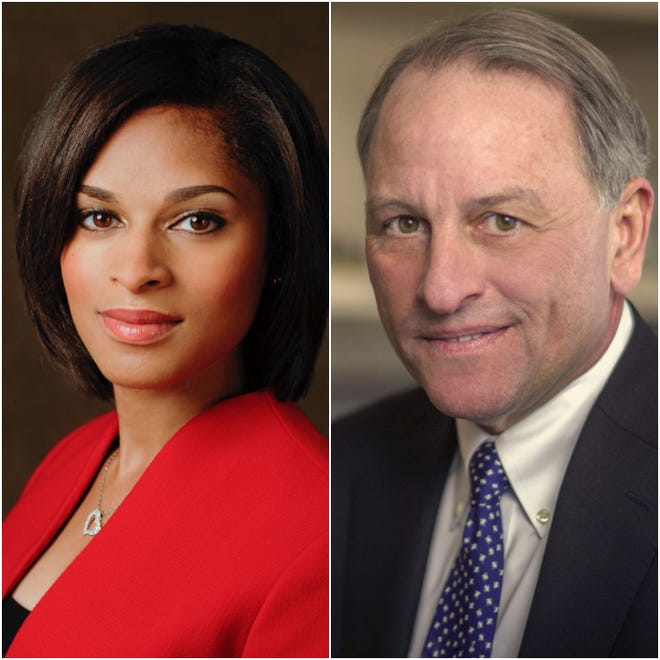 """CBS News reporter Jericka Duncan says she felt threatened by a text from """"60 Minutes"""" executive producer Jeff Fager. He was fired over the message, which read, """"There are people who lost their jobs trying to harm me, and if you pass on these damaging claims without your own reporting to back them up, that will become a serious problem."""""""