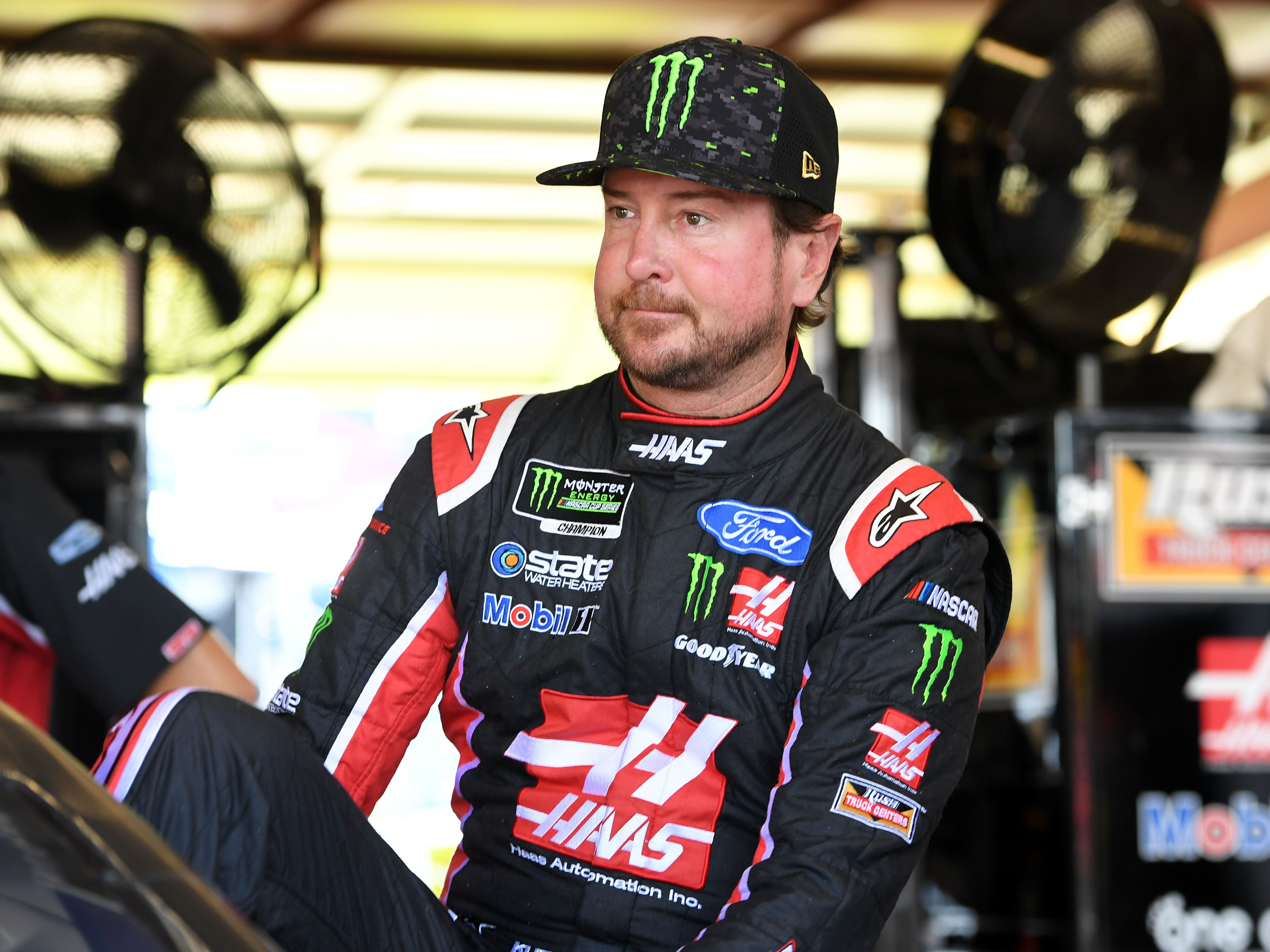 7. Kurt Busch, 2,350 points (eliminated from playoffs after Race No. 9 at Phoenix).
