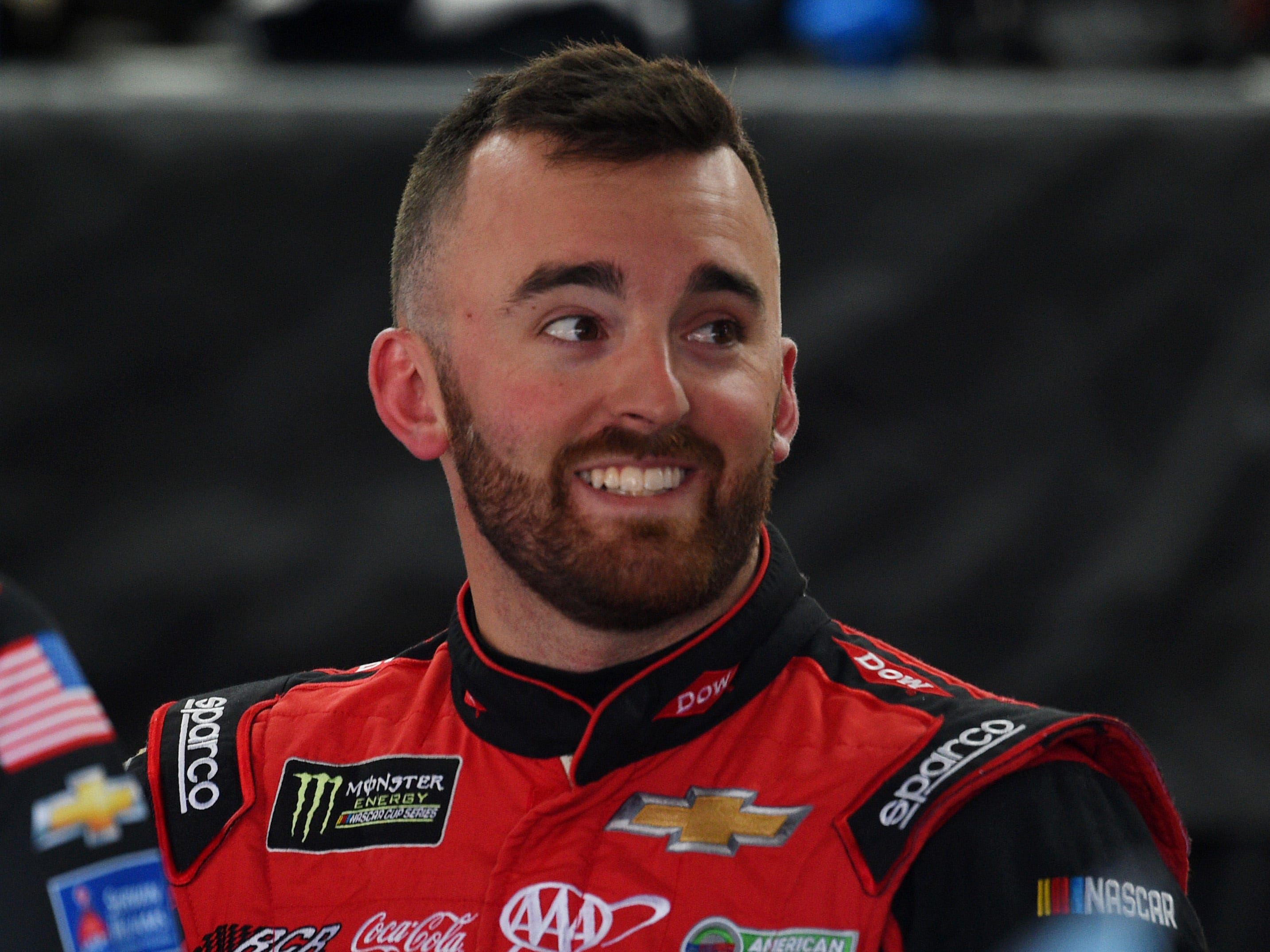 13. Austin Dillon 2,245 points (eliminated from playoffs after Race No. 3 at Charlotte).