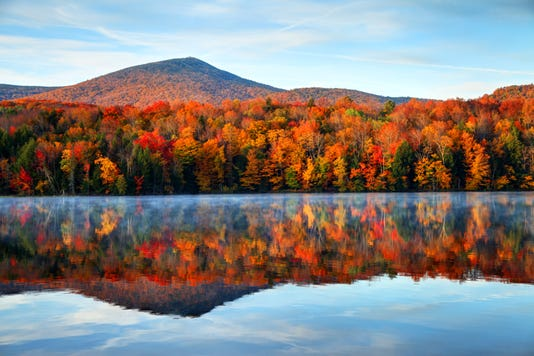 You will 'fall' in love with Vermont.