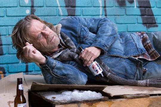 "Actor William H. Macy stars in the Showtime series ""Shameless."""