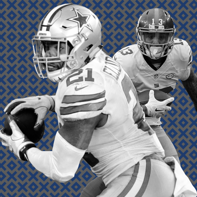 USA TODAY Sports' Week 2 NFL picks: AFC title game rematch, Giants-Cowboys among highlights