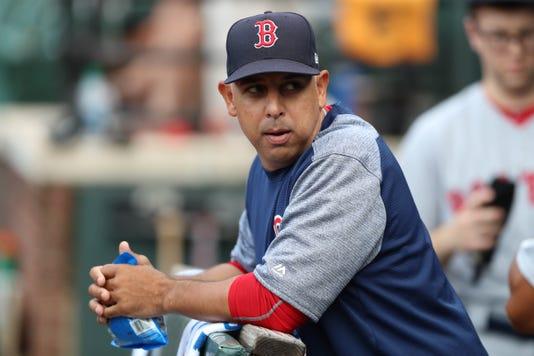 Usp Mlb Boston Red Sox At Baltimore Orioles S Bba Bal Bos Usa Md