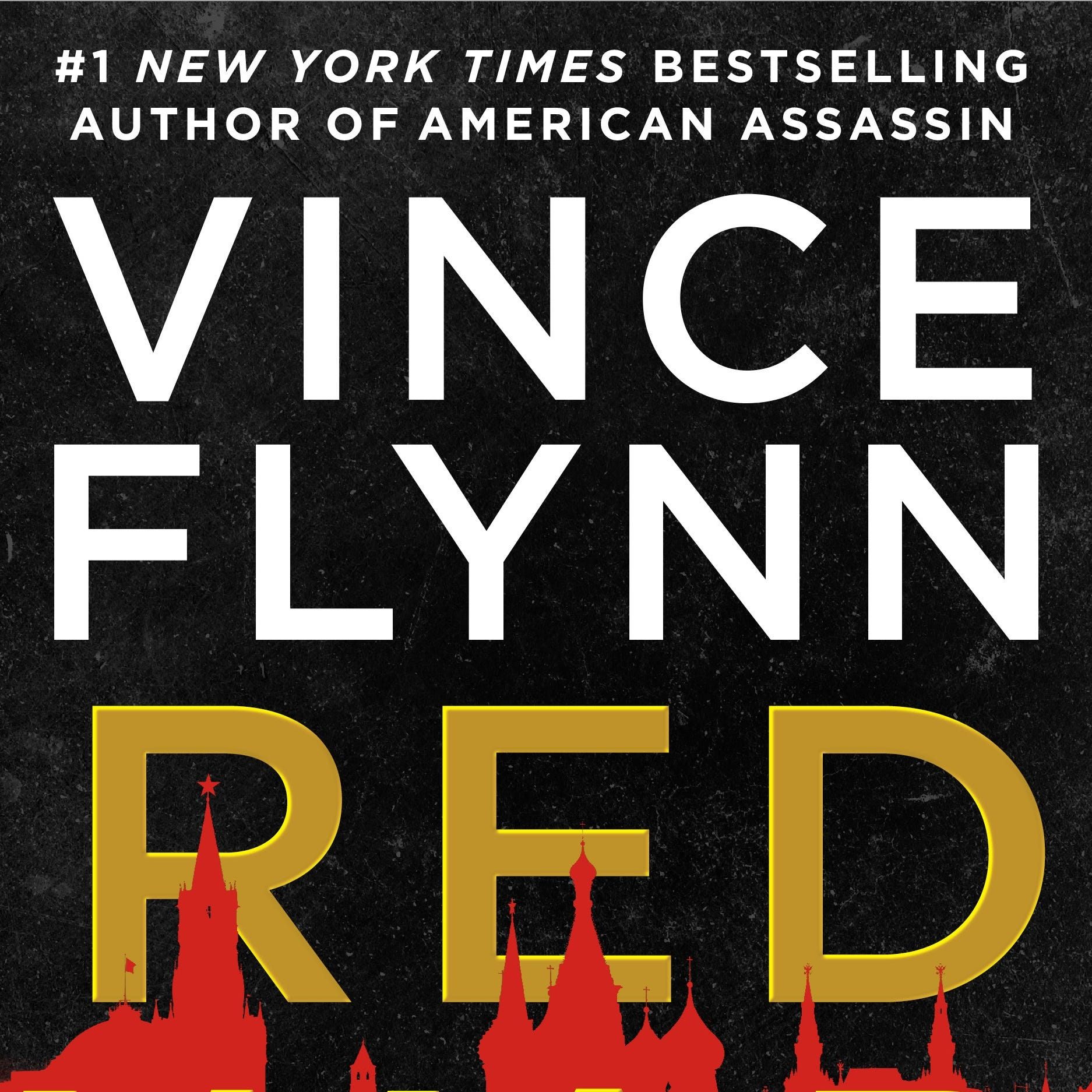 """""""Red War"""" by Vince Flynn and Kyle Mills"""