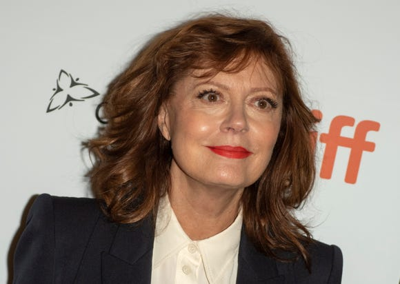 Sit down, people. Susan Sarandon has some things to say.