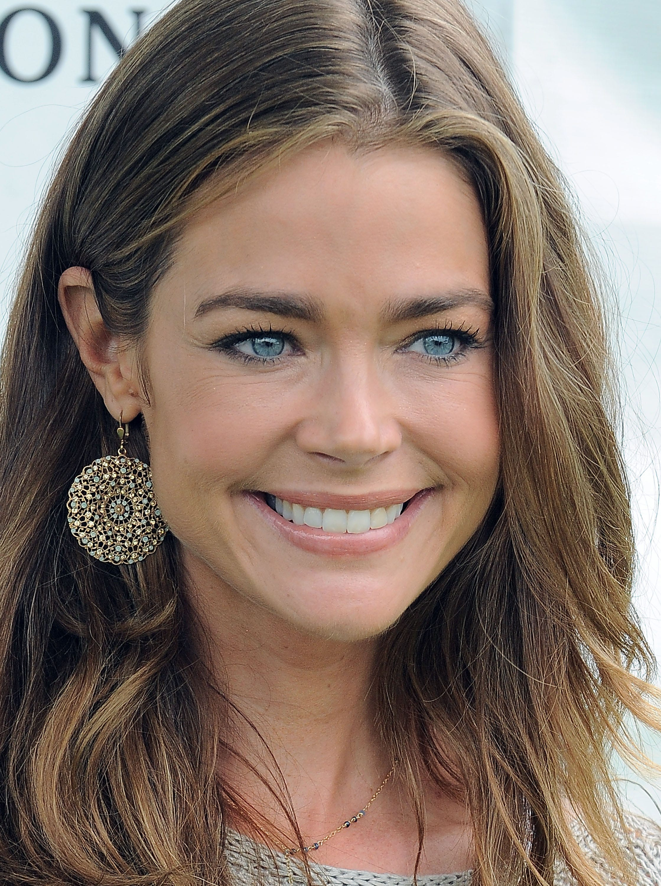 Denise Richards to critics of her sexy wedding dress: 'I loved it, that's all I care about'