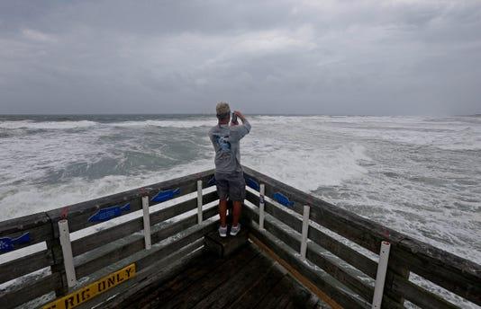Ap Tropical Weather North Carolina A Wea Usa Nc