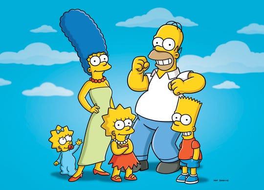 """""""The Simpsons"""""""