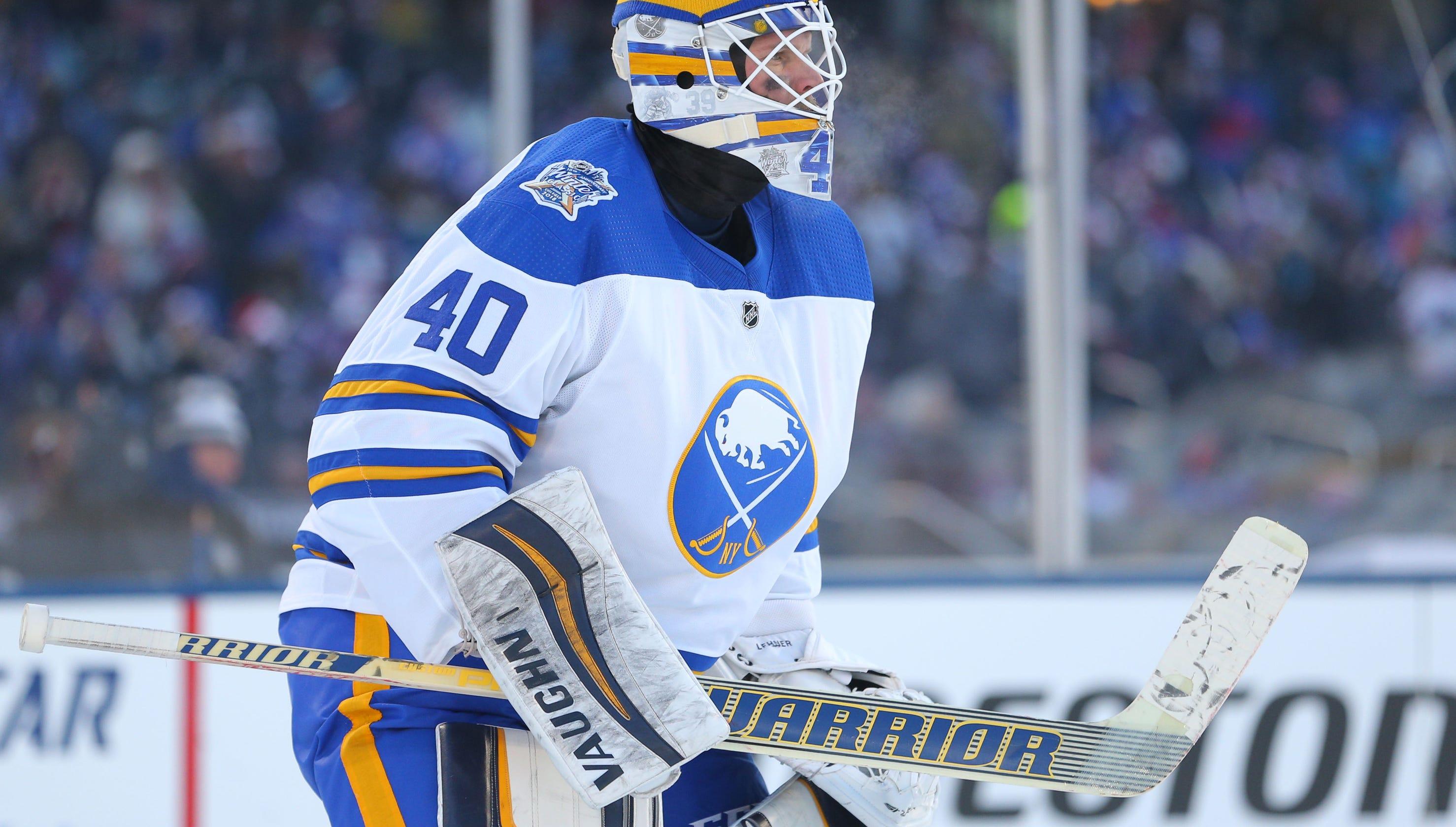 the best attitude 0b86a a9e56 Robin Lehner: Islanders goalie on suicidal state amid ...