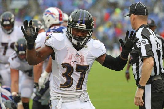 Usp Nfl Buffalo Bills At Baltimore Ravens S Fbn Bal Buf Usa Md