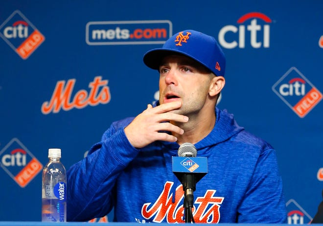 David Wright last played in the majors on May 27, 2016.