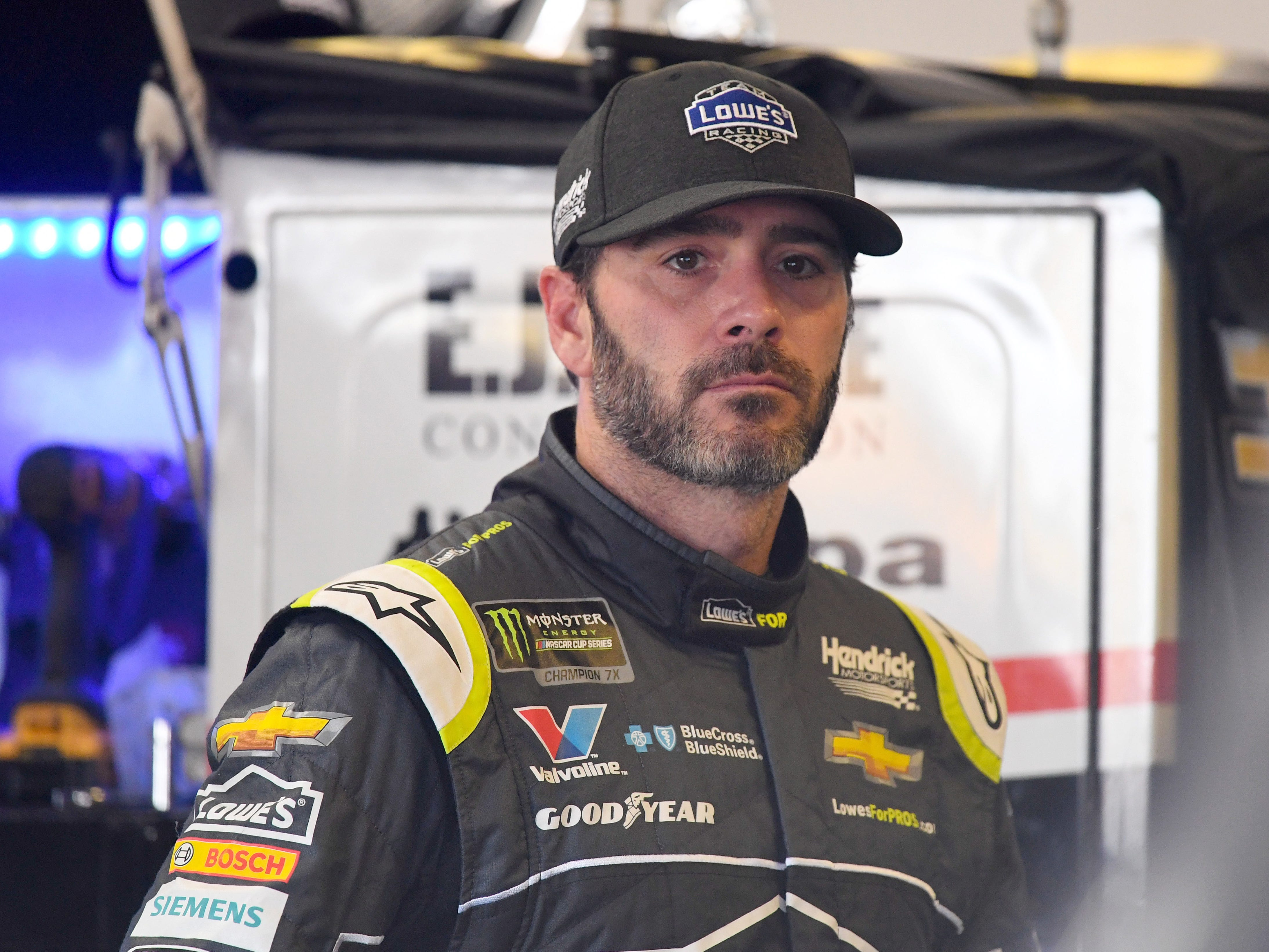14. Jimmie Johnson, 2,242 points (eliminated from playoffs after Race No. 3 at Charlotte).