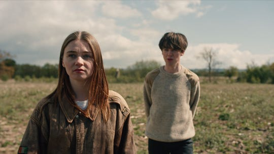 """The End of the F***ing World"""