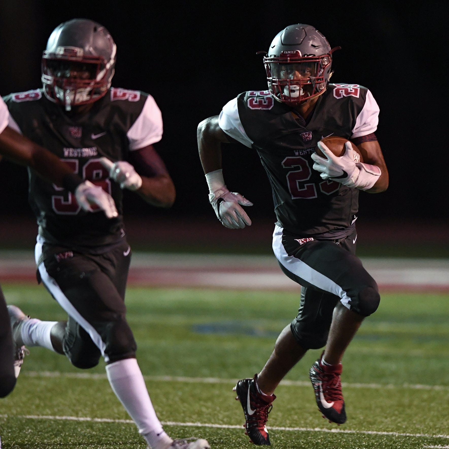 Vote now for Week 4 Independent Mail Athlete of the Week