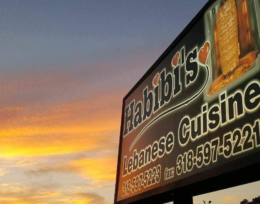 Habibi's Lebanese Cuisine in Marksville.