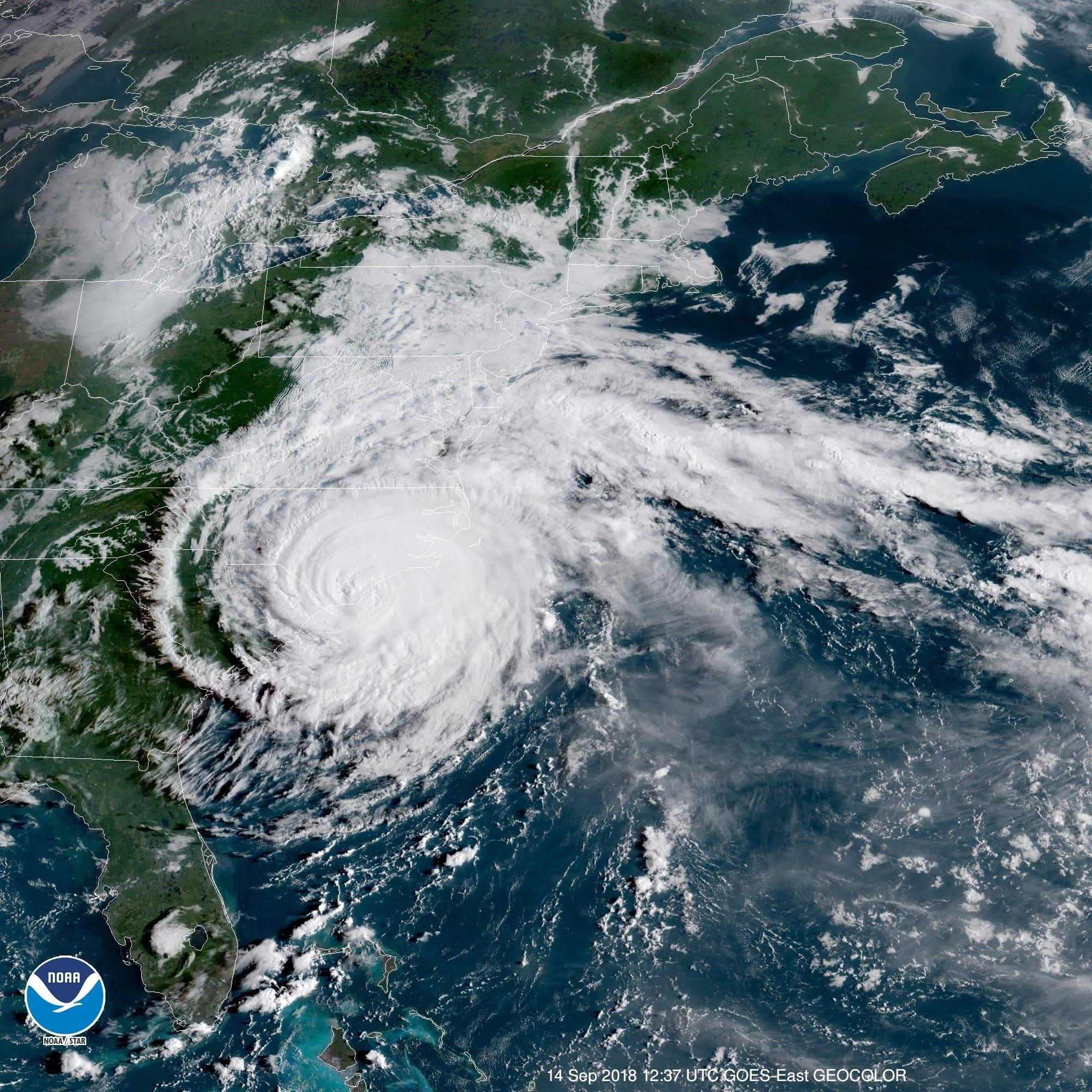 Sandy survivors 'paying it forward' by helping North Carolina storm victims