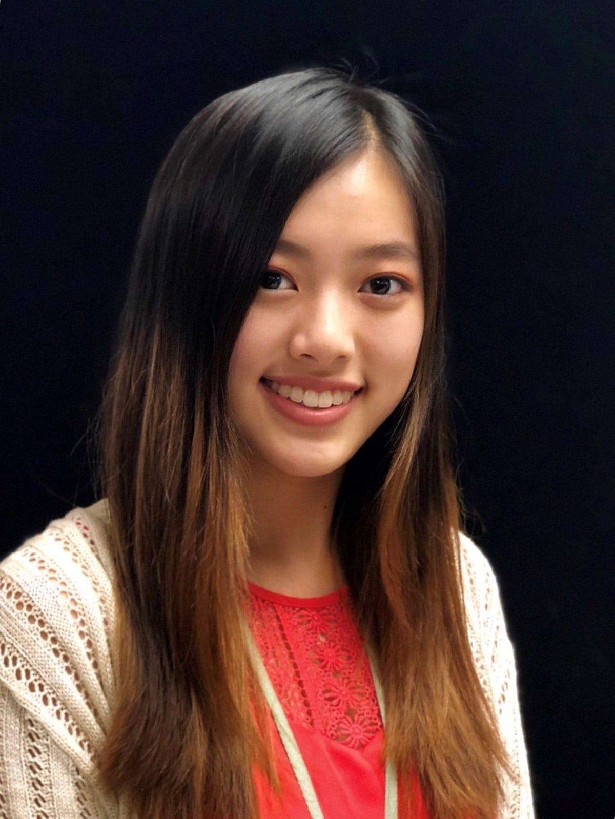Abilene's Faith Fang earns SMU-based scholarship in National