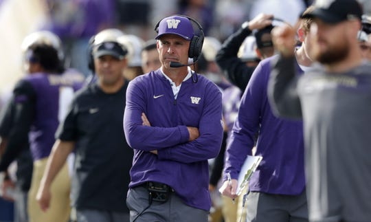 Washington head coach Chris Petersen returned the Husky program to national prominence during his six years. He'll leave after a bowl game to become a special advisor to the UW athletic department.