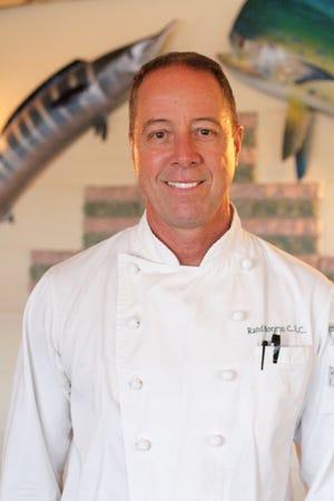 Chef Rand Morgan at Pineda Crossing