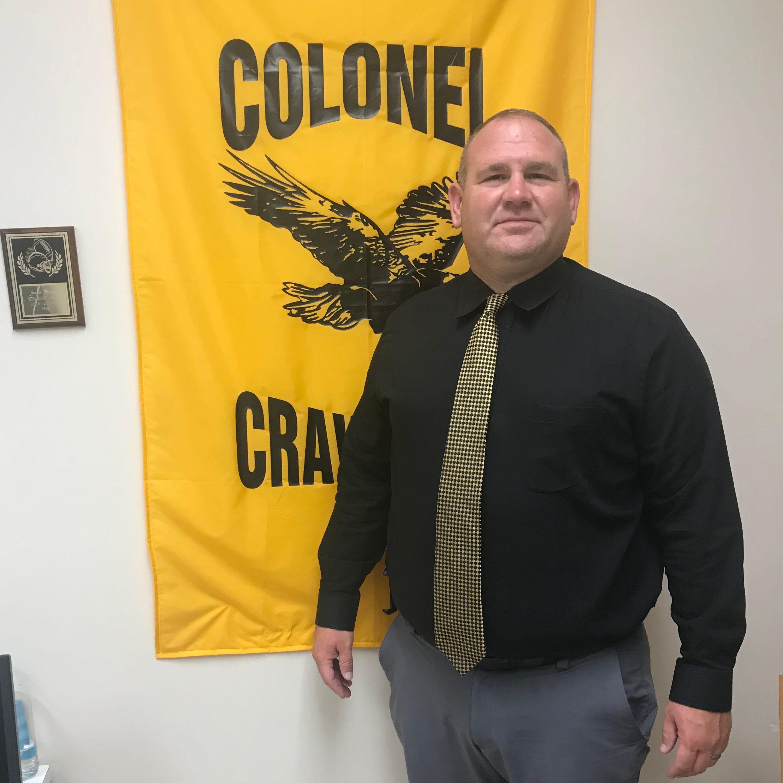 It Happened In Crawford County: Teaching is in Jake Bruner's blood