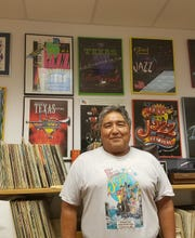 Emilio Reyes, Texas Jazz Festival Society president, has been a member 18 years.