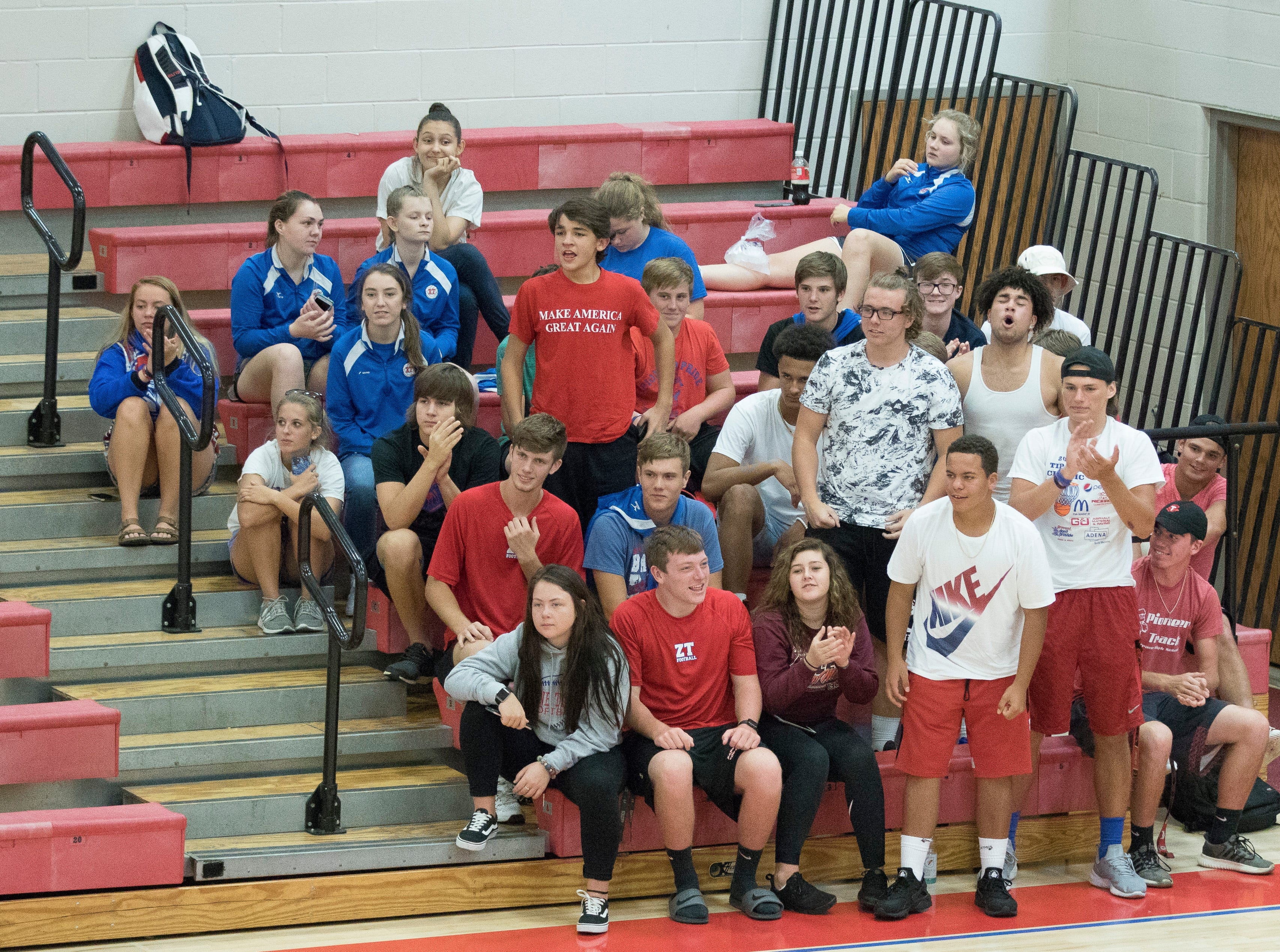 In volleyball, Zane Trace's girls defeated Adena at Zane Trace High School Thursday night 3-0.