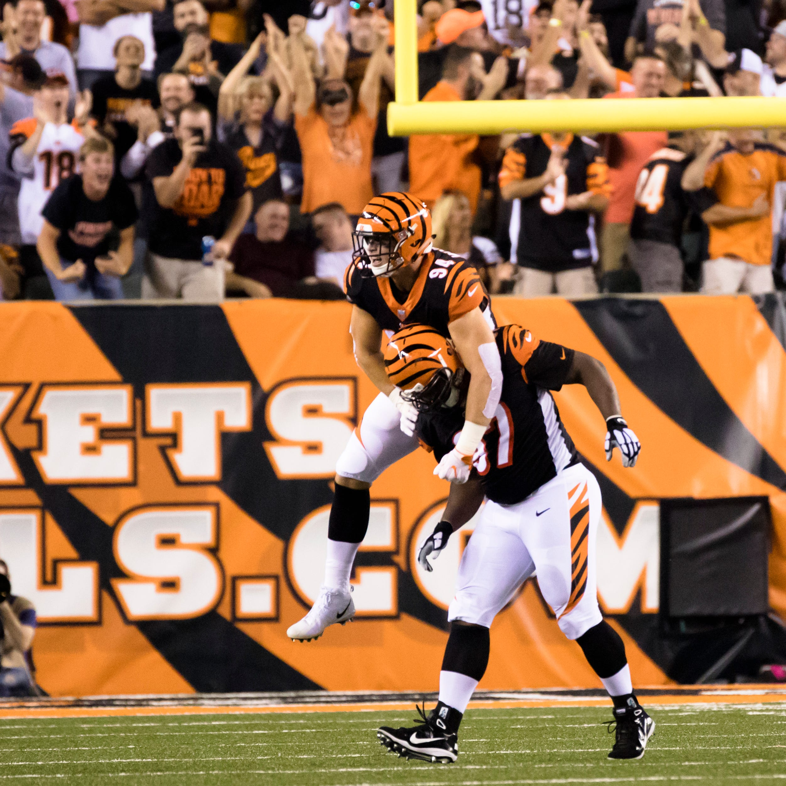 Pro Football Focus deep dive: Cincinnati Bengals at Carolina Panthers