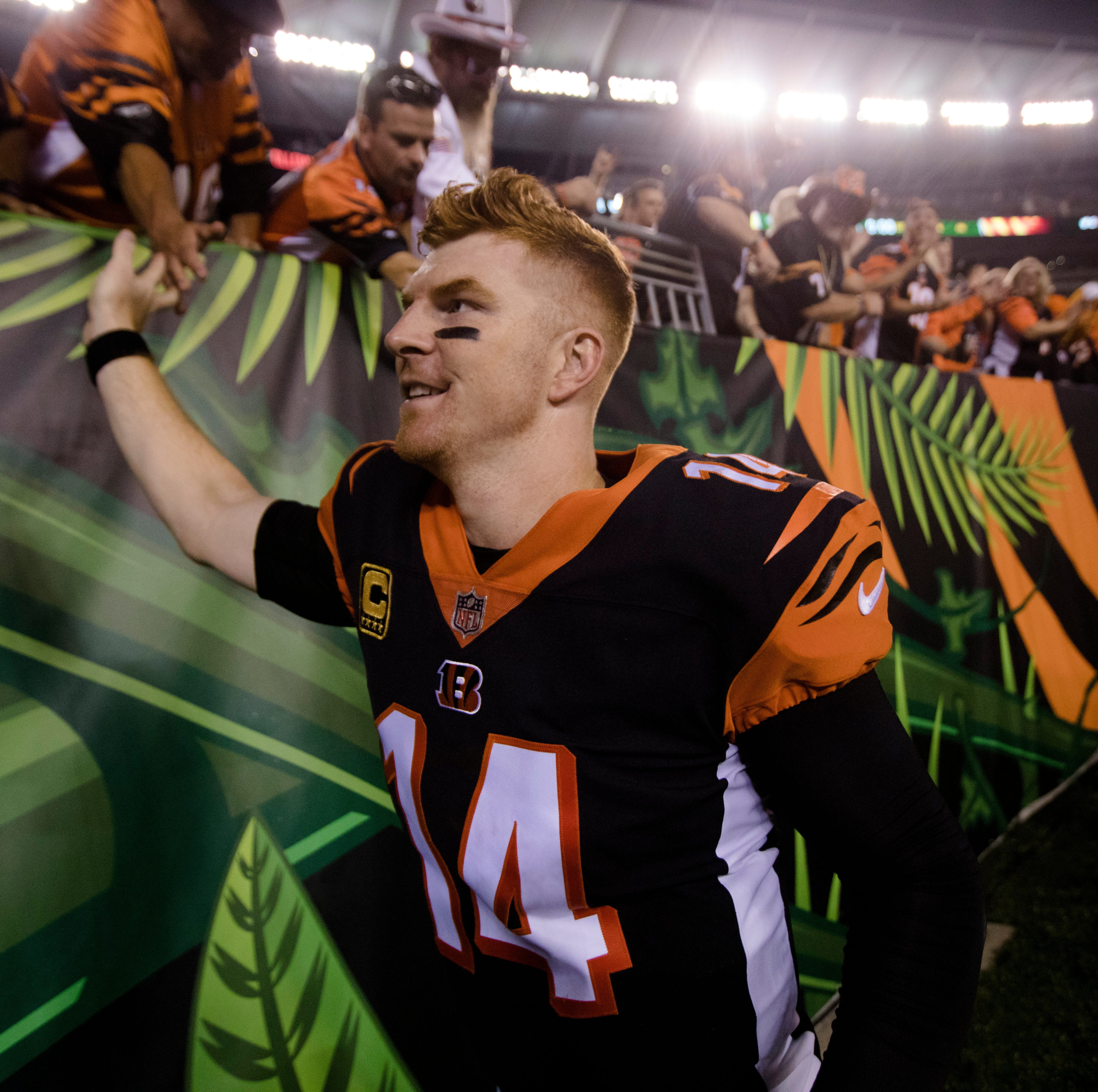 Power rankings: No. 8 Bengals have 'basically never won a big game' at Paul Brown Stadium