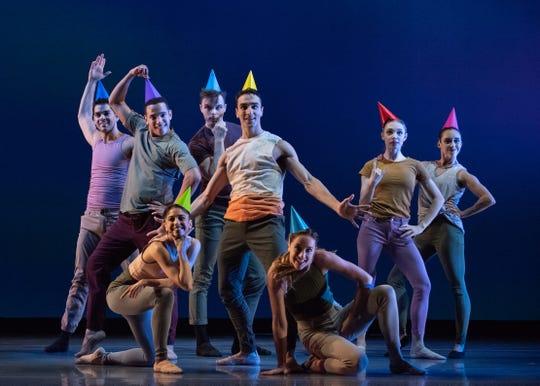 Cincinnati Ballet Dancers, Plays Well Together, Choreography: Taylor Carrasco.