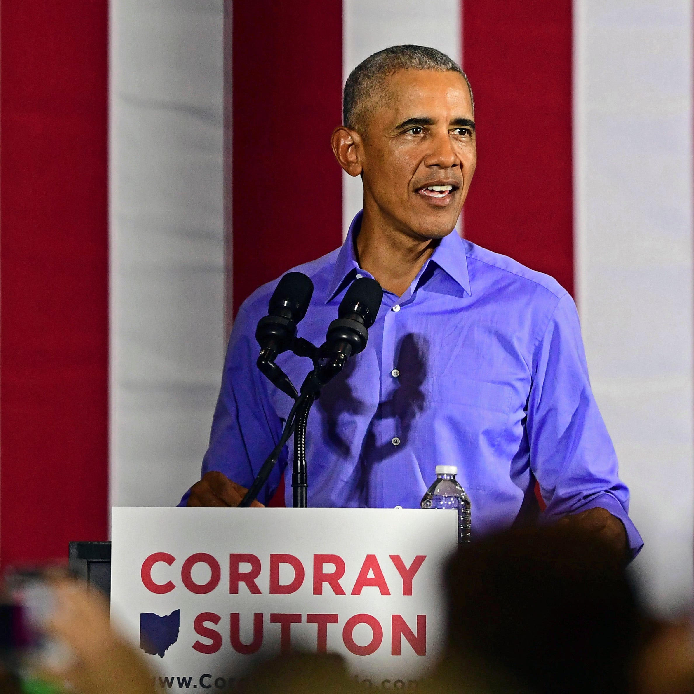 Barack Obama in Cleveland: Republicans 'Try to pit one against another.'