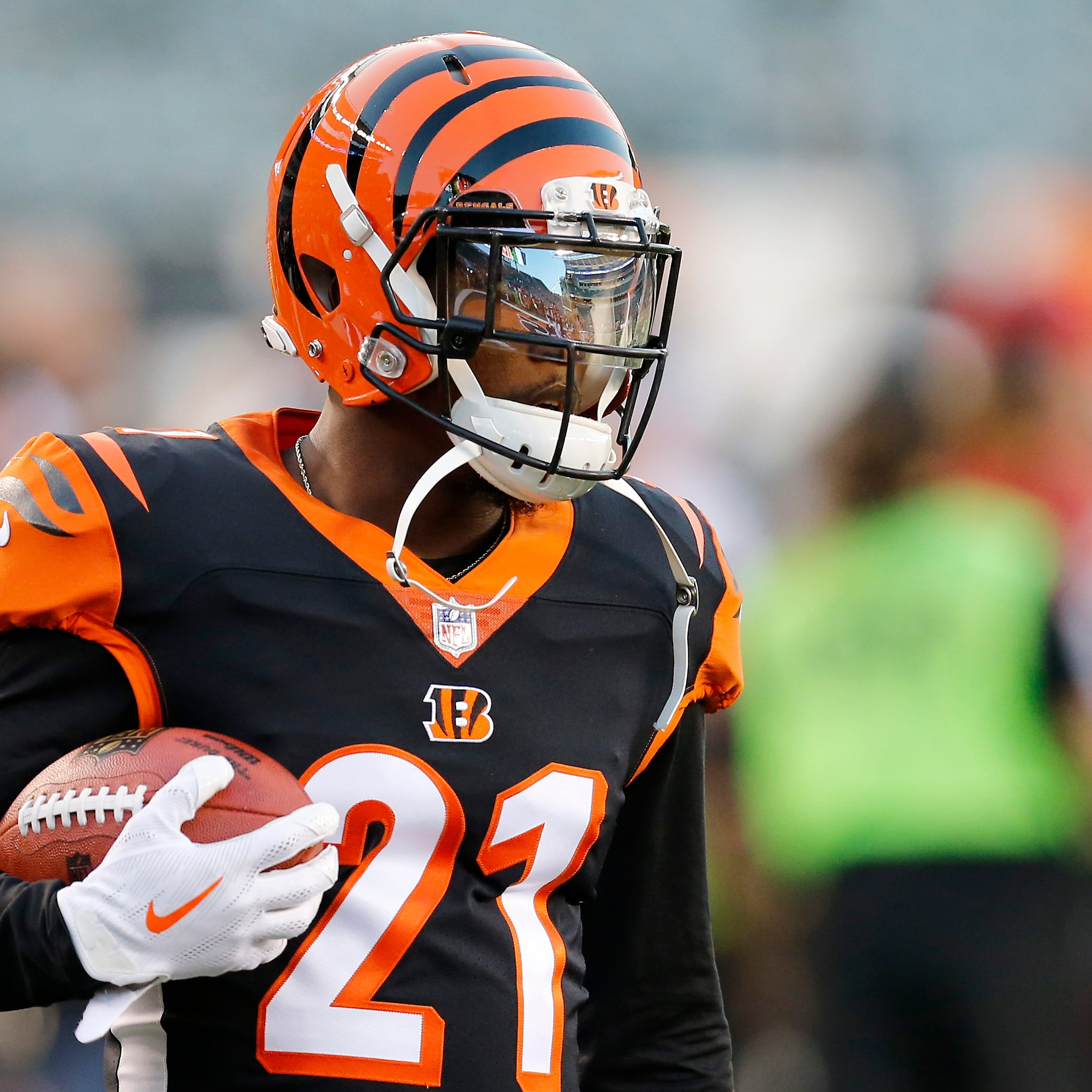 Bengals Walkthru: Darqueze Dennard free agency case is fascinating