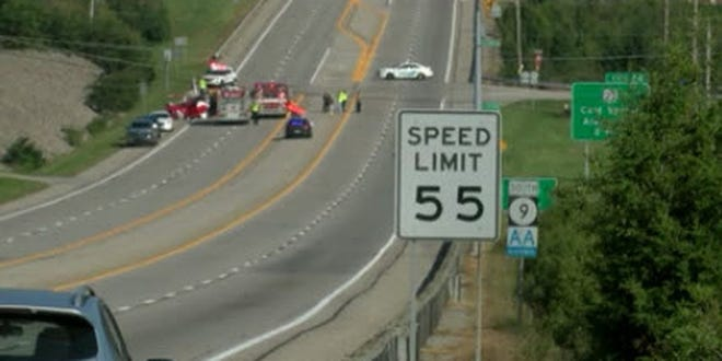 Cold Spring police are looking for the witnesses who stopped then left the scene of a deadly crash on the AA Highway.