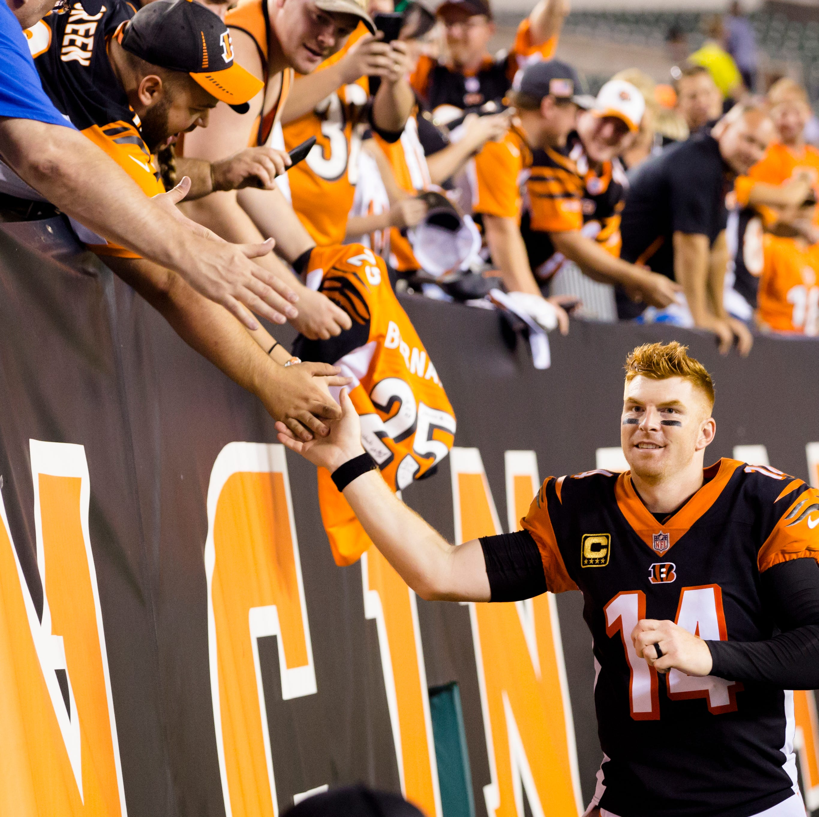 Doc's Morning Line: Predicting Cincinnati Bengals vs. Carolina Panthers.