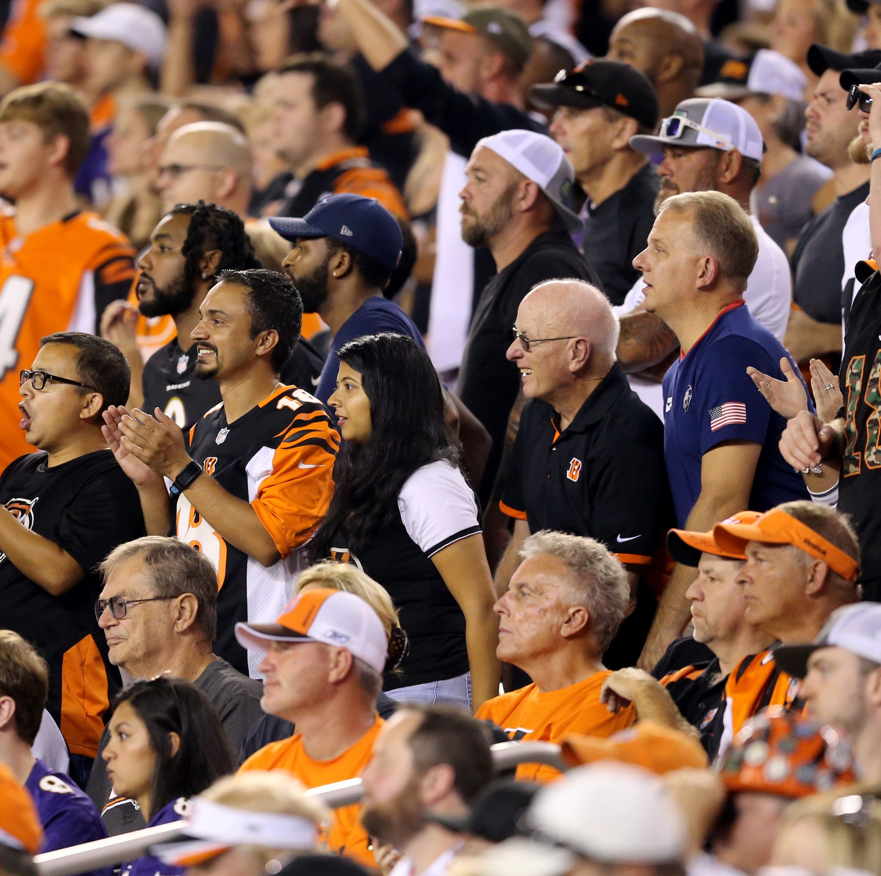 'Who Dey' vs. 'Who Dat': Barstool, Bush suggest Bengals' chant rips off New Orleans Saints