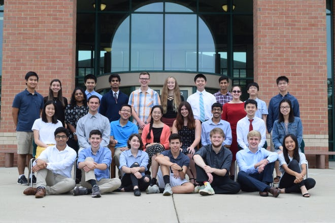 Twenty-eight Mason High School students have been named National Merit Semifinalists, the most from any Tristate high school.