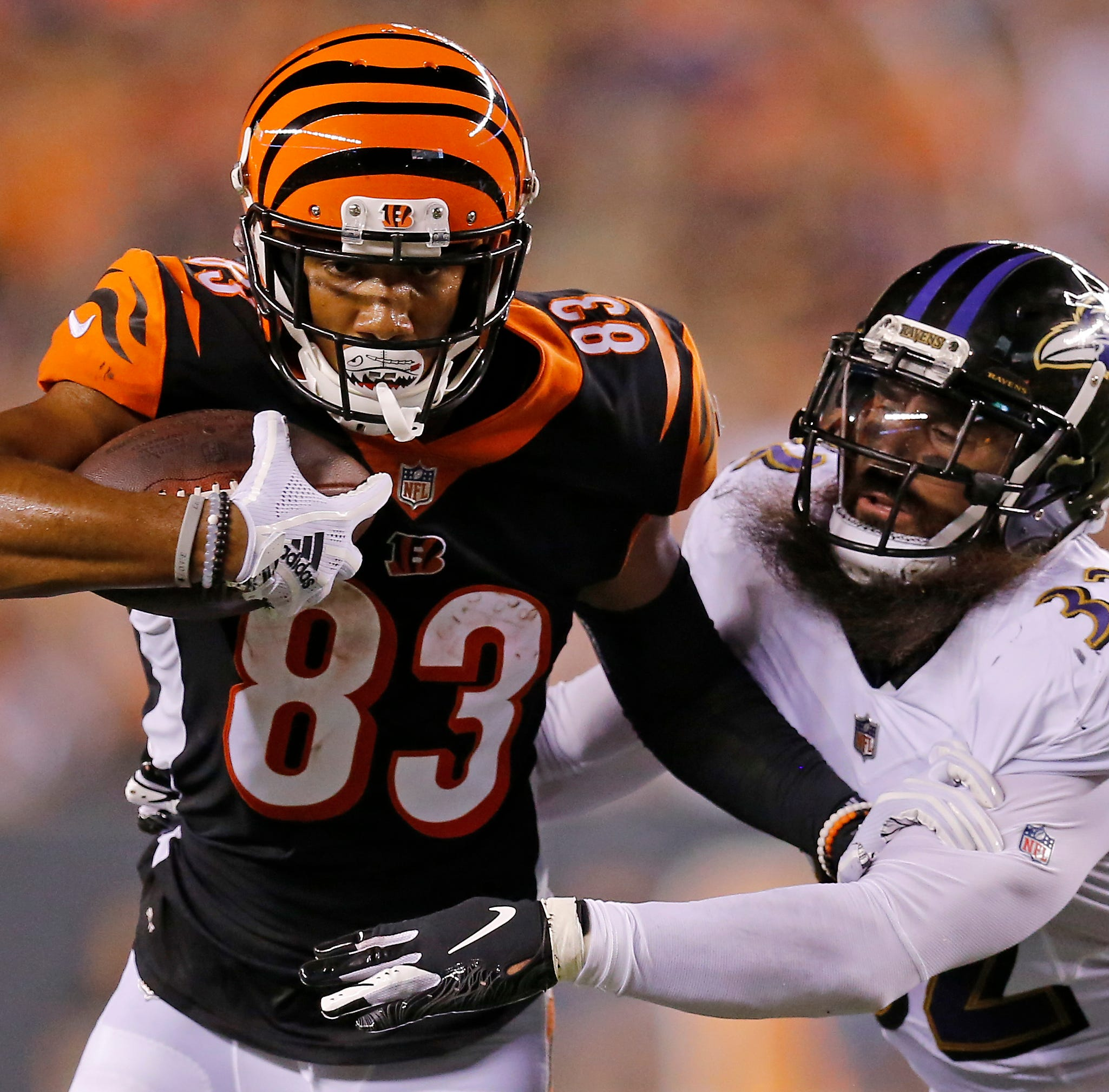 Cincinnati Bengals at Baltimore Ravens: TV, odds, history, uniforms and more