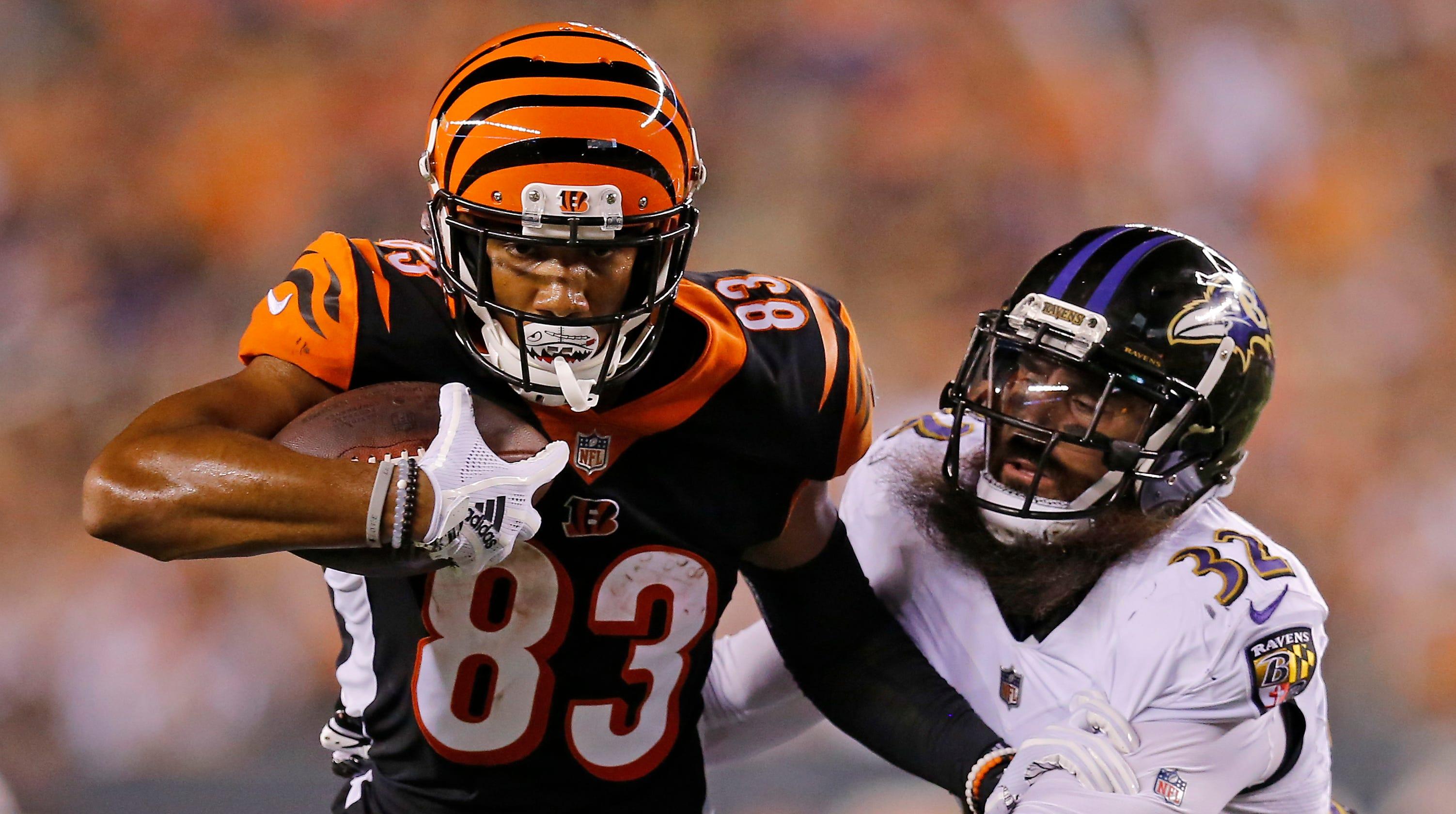 6d928acedb9 Cincinnati Bengals at Baltimore Ravens: TV, odds, history, uniforms and more