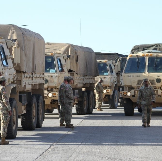 Nearly 200 Fort Campbell soldiers on way to help with hurricane relief