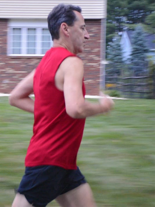 Paul Runs 3