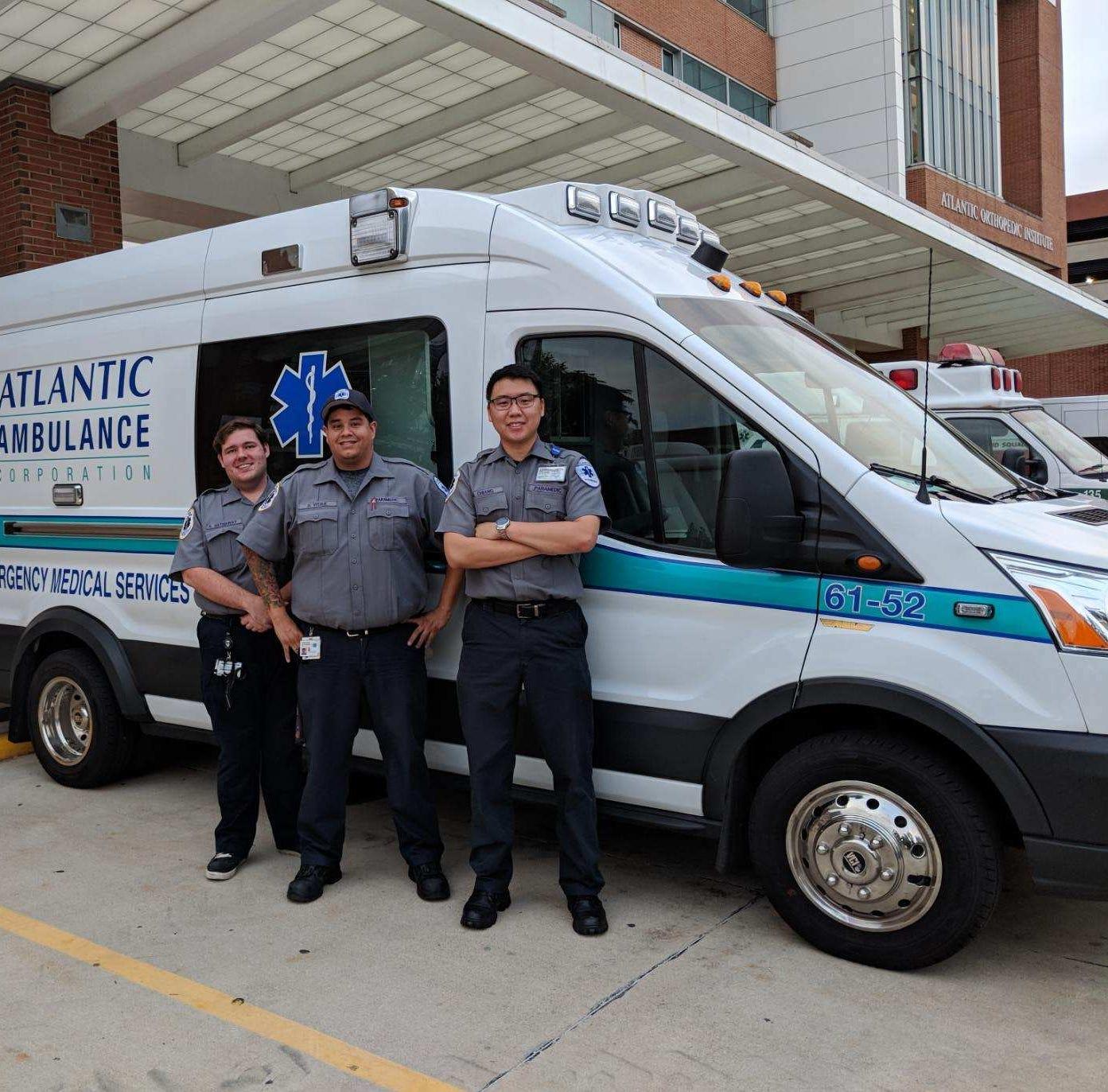 Hurricane Florence: Bridgewater paramedic team responds in South Carolina