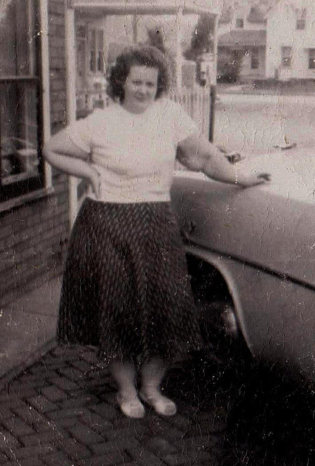 "Undated  photo of Norma Banks, mother of Michael and Matthew Banks, fathered by A.W. ""Dub"" Barron."