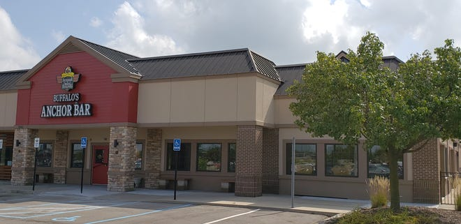 Buffalo's Anchor Bar in Rochester Hills.