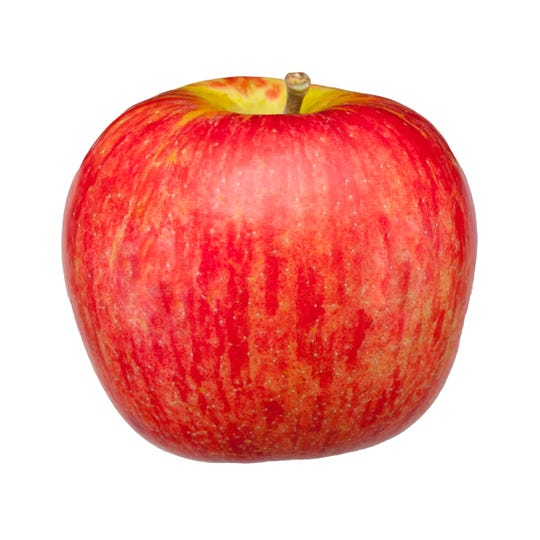 Honeycrisp apples are a consumer favorite