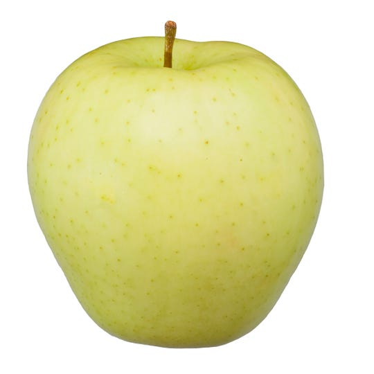 The Golden Delicious apples are smooth and soft to the bite with yellow skin. Known for its sweetness and gingery tones.